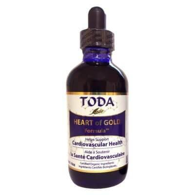 Toda 120ml Krople Heart of Gold Formula™
